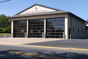 Barnsboro Fire House Renovation