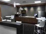 Exxon Mobile Break Room Centers