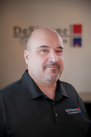 Albert DeSimone Vice President/Project Supervisor/Safety Officer