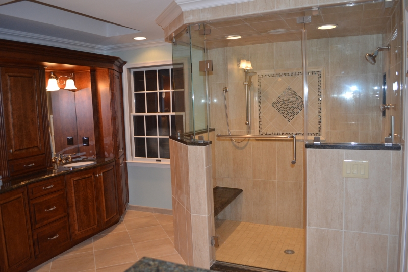 Rugby Lane Master Bath