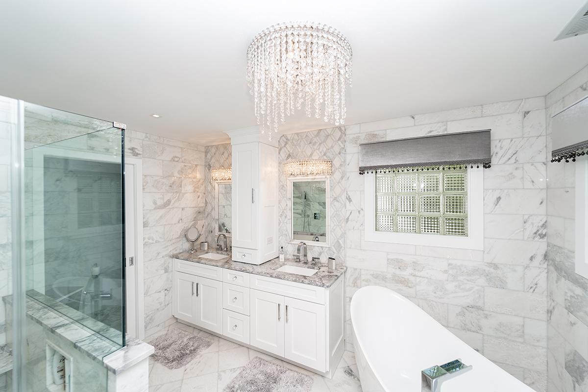 Burkeitt Master Bathroom Remodel